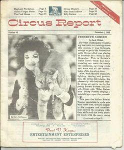 circus report