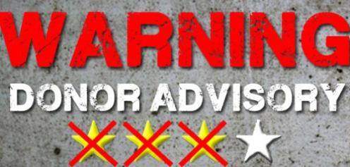 donor advisory