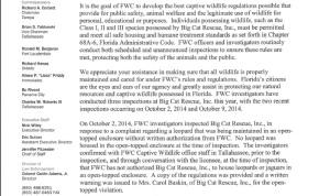 response letter BCR complaint 1a