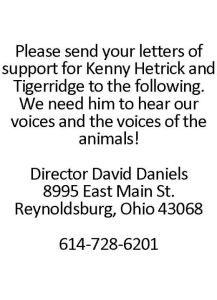 Save Tiger Ridge!!!