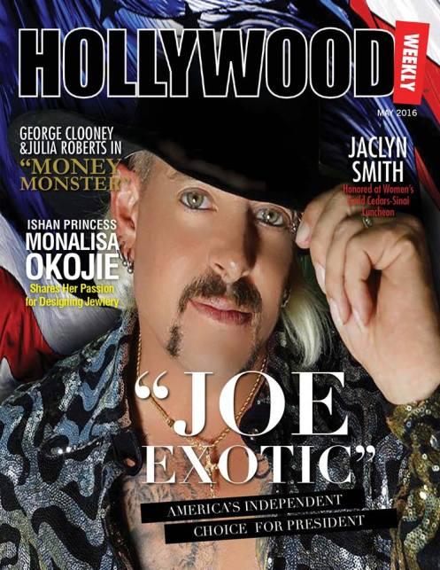 Joe Exotic 2016 Hollywood weekly