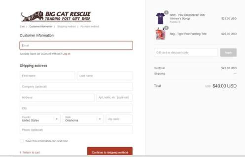 BCR-Sales Tax
